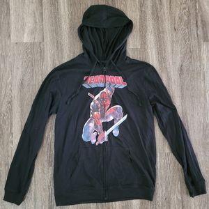Marvel   Deadpool Hooded Sweater